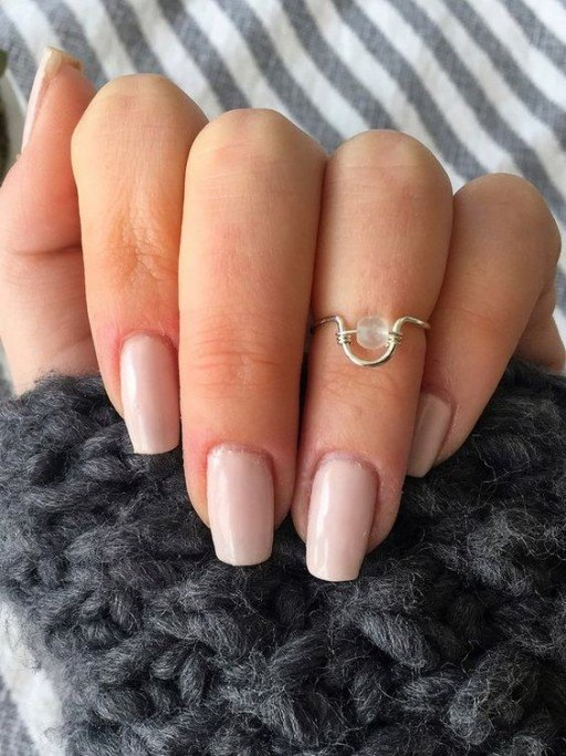 top nail colors for winter 2021