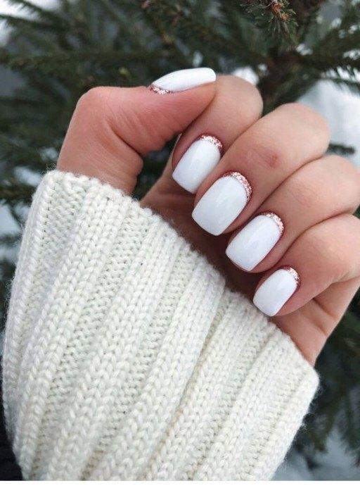pretty nail colors for winter