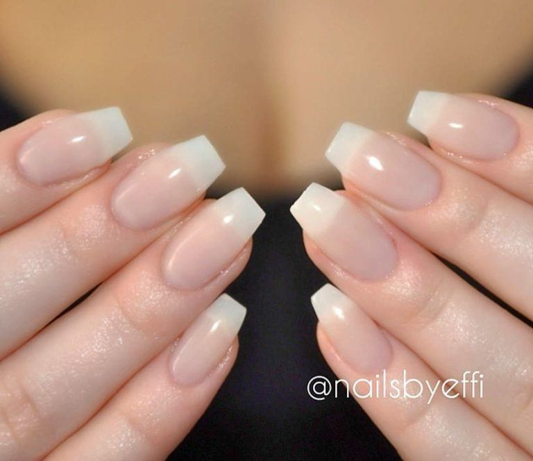 Ways to Wear Coffin Shaped Nails  Design Ideas