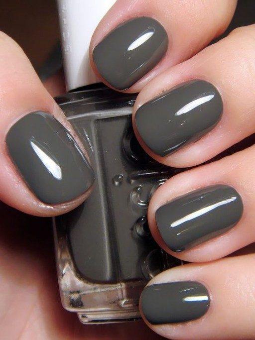 pretty winter nails design images