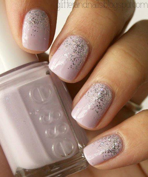 winter gel nail designs