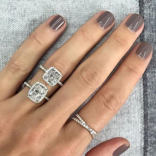 cute nail colors for winter female