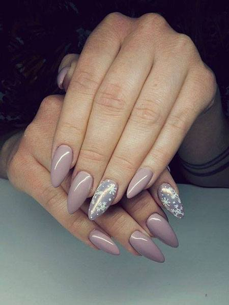 cute winter nails for ladies images