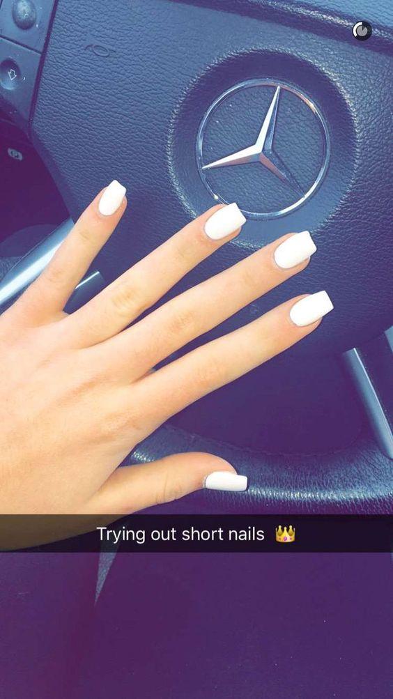 trendy  Nails  design for ladies