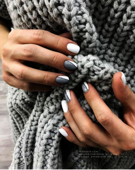 Cloud Nails Are the Coolest New Nail Trend