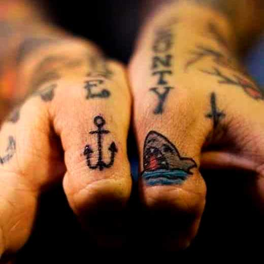 Traditional Shark Tattoo Designs For Men