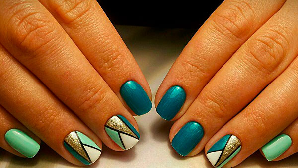 color beautiful nails pictures