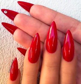 Best Red Nail Art Designs - For Creative