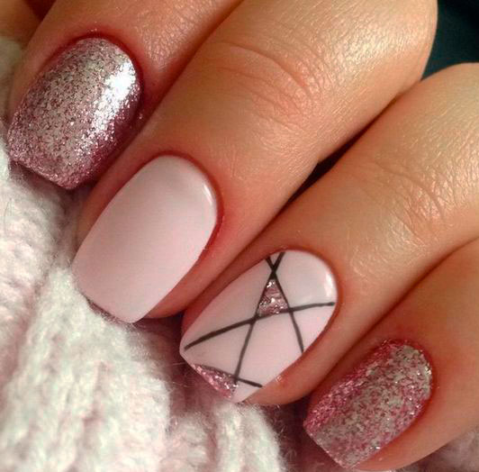 miracle  nail design for ladies