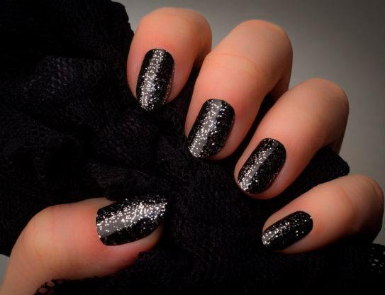medium ballerina nails images