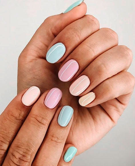 Best Round Nail designs images