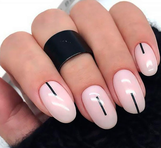The Latest Nail Shapes & Nail Designs