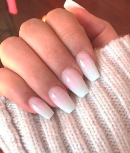 Beautiful Ombre Nail Design Ideas for 2020