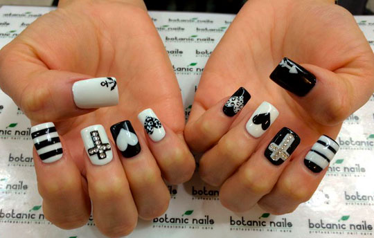 cool nail design images