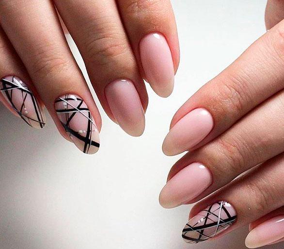 temporary nail art design images