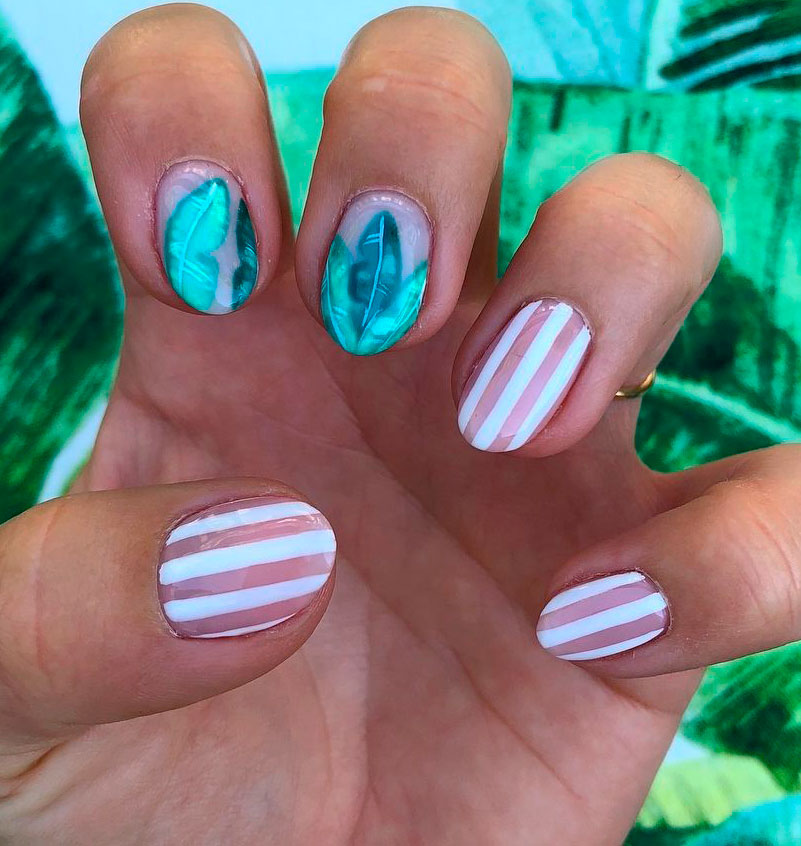 The Best Nail Trends & Colors for Summer