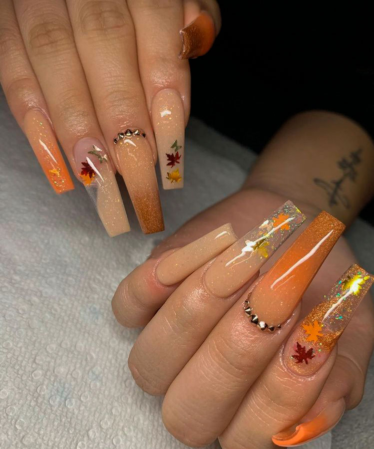 Best acrylic nail designs for summer images