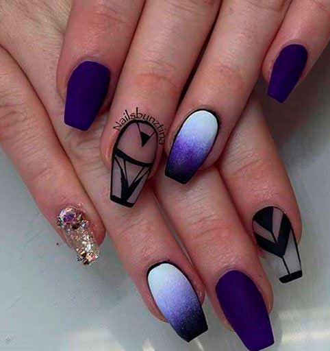 Stunning Coffin Nails Design Ideas For 2020
