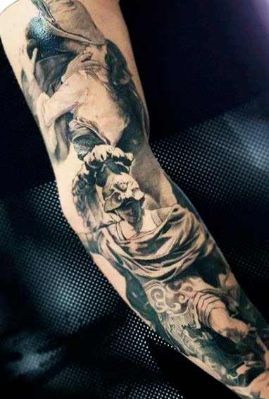 cool tattoos for guys forearm