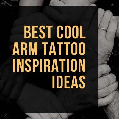 ARM TATTOO IDEAS