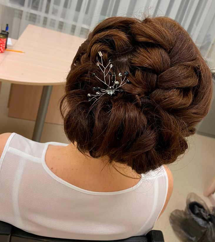 Best Medium wedding hairstyles images