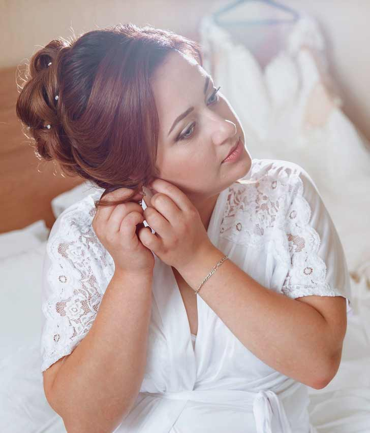 beautiful wedding hairstyles with braids