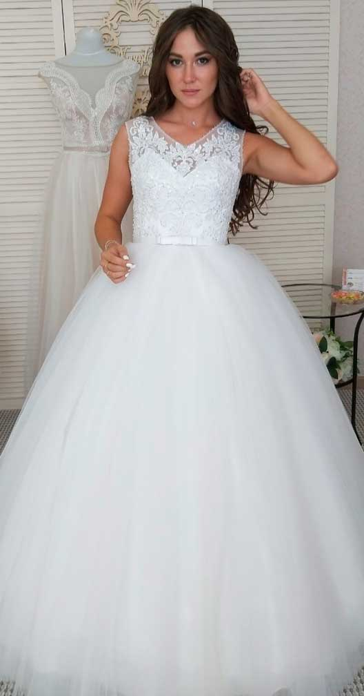 perfect wedding dresses for different body types