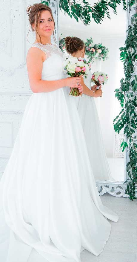 pretty wedding dresses long sleeve