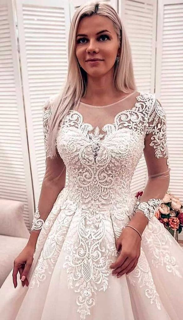 dream wedding ideas dresses you find