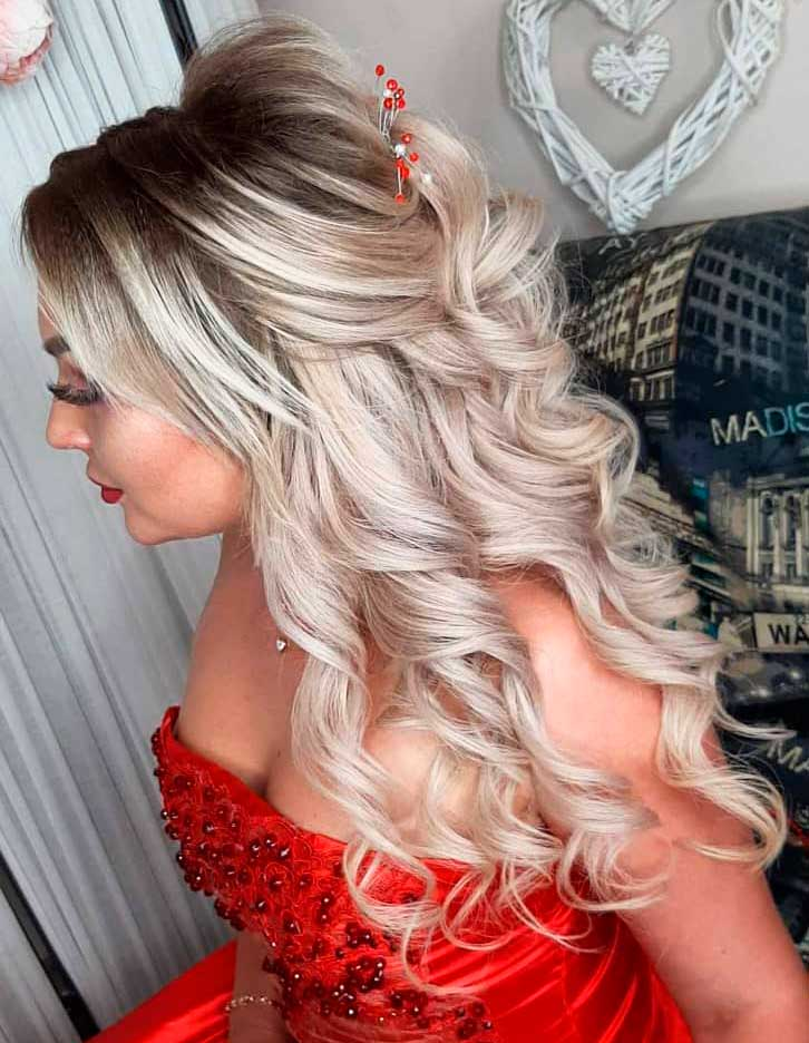 hairstyles more stunning and for all occasions