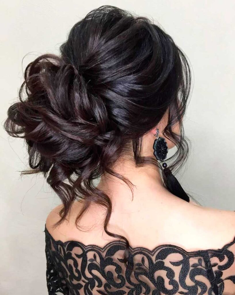 Occasion hairstyles to inspire