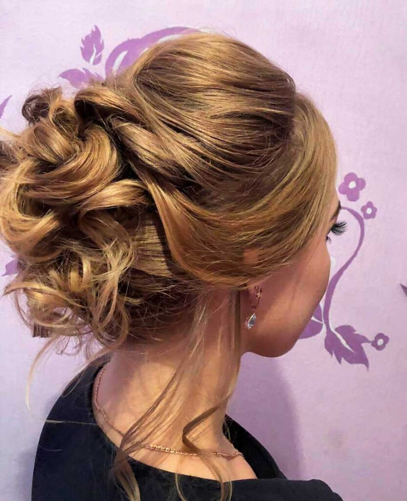 ladies hair style
