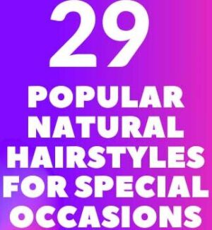 hairstyles for special events