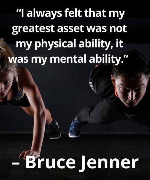betting quotes  Bruce Jenner