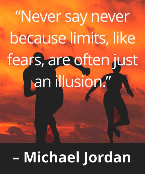 motivational quotes for athletes Michael Jordan