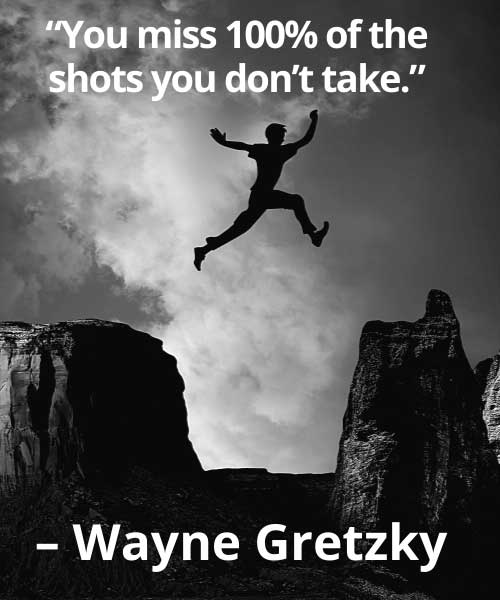 sports love quotes  Wayne Gretzky