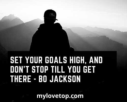 Bo Jackson baseball motivational quotes images