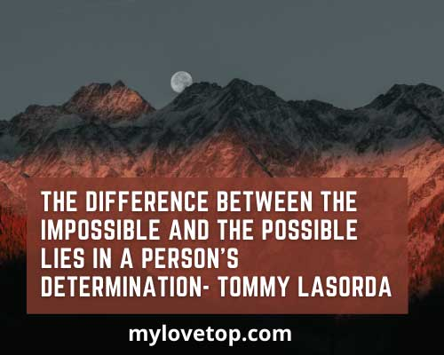Tommy Lasorda famous baseball sayings ideas