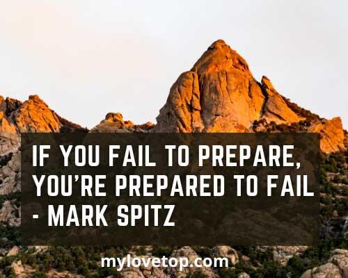 best swimming athletes quotes Mark Spitz