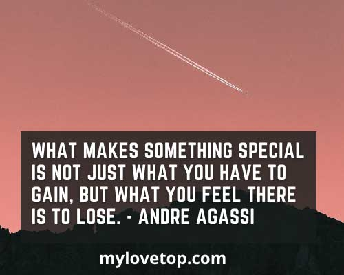 andre agassi sport inspirational quotes and sayings