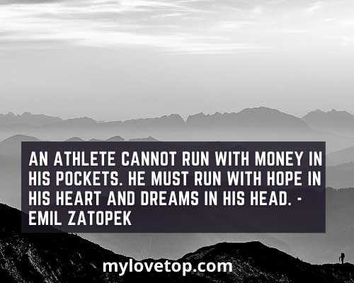inspirational quotes for athletes for dreams
