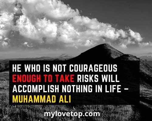 best soccer motivational quotes Ali