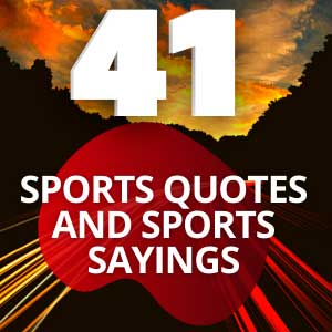 sports quotes and sports sayings